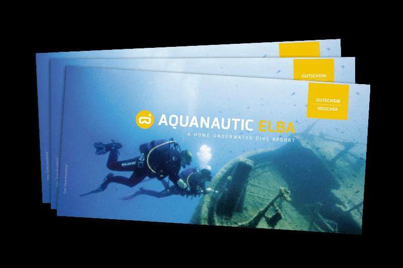 Aquanautic Elba Gutscheine