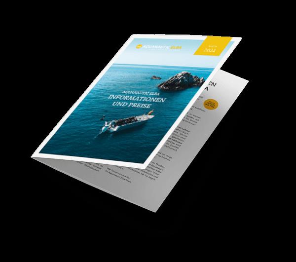 Aquanautic Elba Preisliste